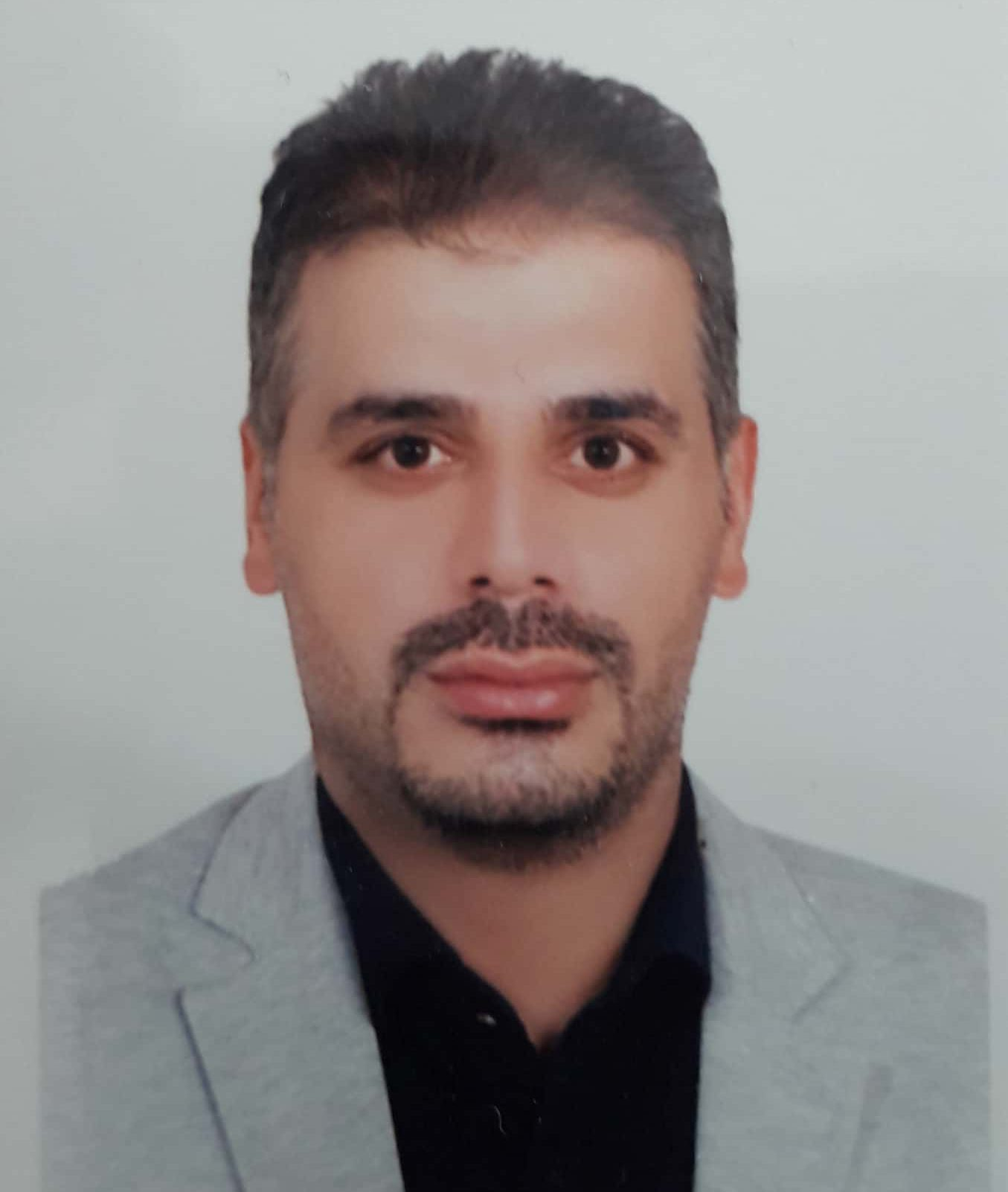 دکتر مقداد عبداله پور علی تپه مدیر پژوهشی